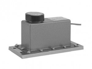 Fluid-Damped Single-Point Load Cell