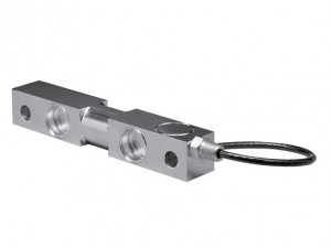 Welded, Stainless Steel Double-Ended Shear Beam Load Cell