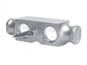 Alloy Tool Steel, Welded Sealed Double-Ended Shear Beam Load Cell