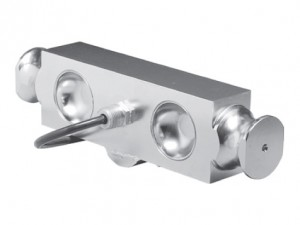 Stainless Steel, Welded Seal Double-Ended Shear Beam Load Cell