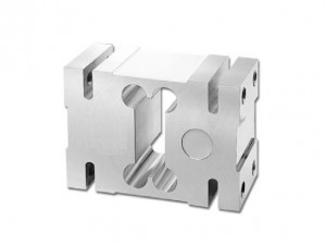High Capacity Off-Center Single-Point Load Cell