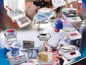 Básculas de laboratorio y electroquímica